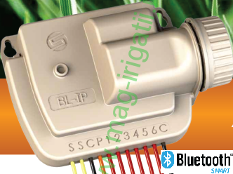 Programator Bluetooth, 9V, 6 zone