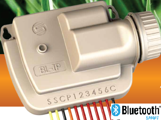 Programator Bluetooth, 9V, 2 zone